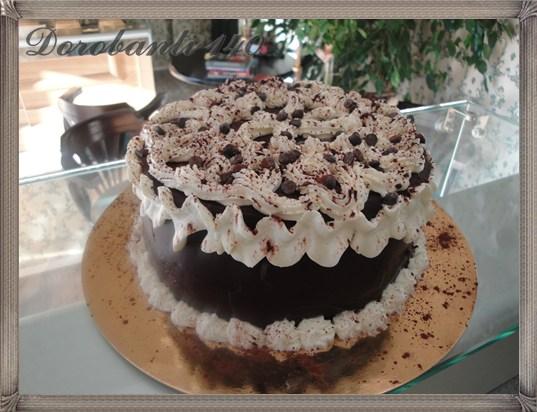 Tort de lamaie si ciocolata
